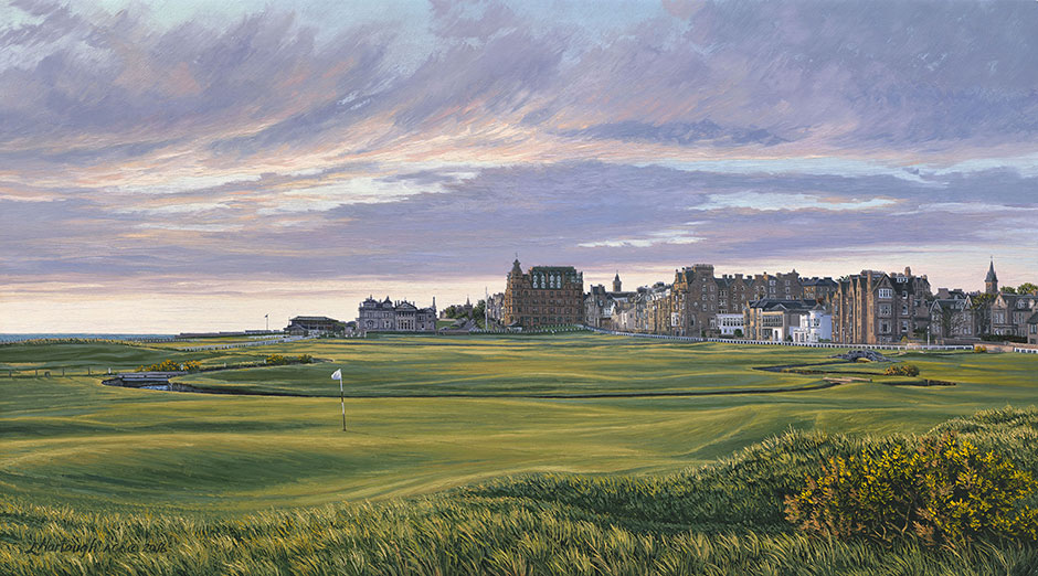 academy of golf art news item 100317 image