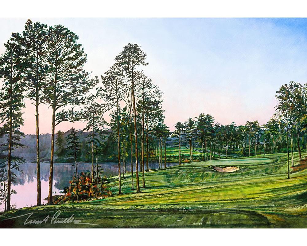aga-artist-noble-powell-5th-pinehurst